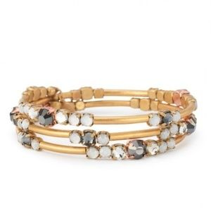 Stella & Dot Isabella Wrap Bracelet